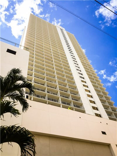 パシフィックビーチホテル