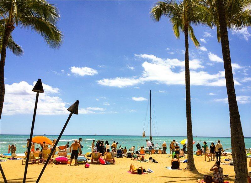 【ポイントの使い道】マイルで取るビジネスクラス-ハワイの旅
