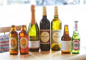 いろいろなアルコール類