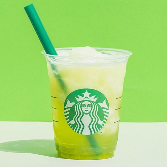 ティバーナフローズンティー煎茶×グリーンアップル