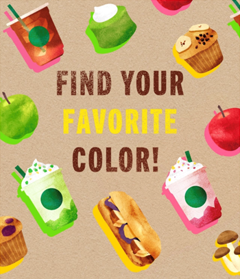Bonus Star Find your favorite color!