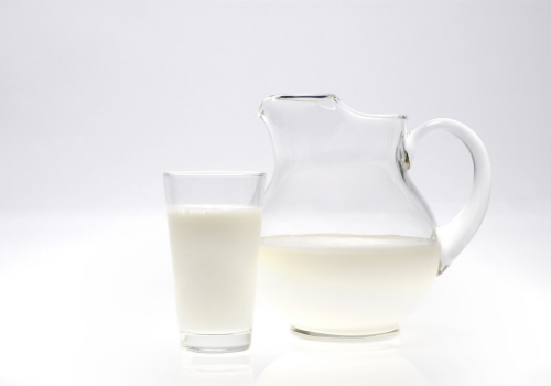 ミルクのカスタマイズ