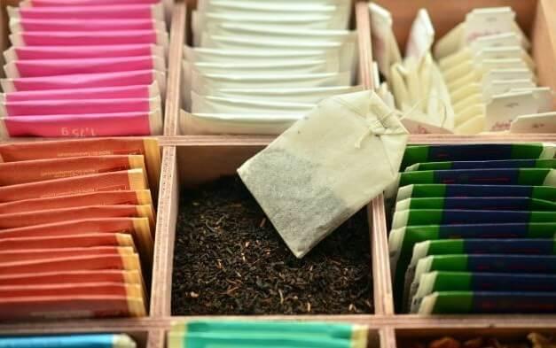 茶葉の追加