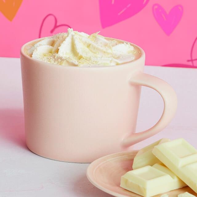 ホワイトチョコレートwithラテ