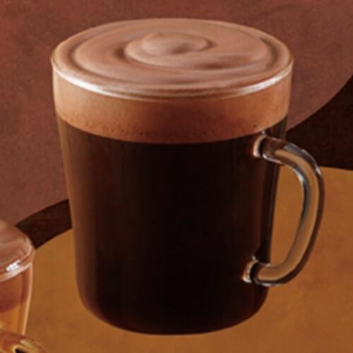 チョコレートムースwithドリップコーヒー(ホット)