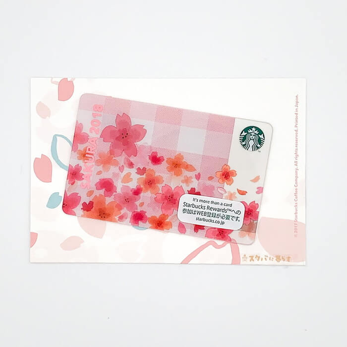 SAKURAカードのセット