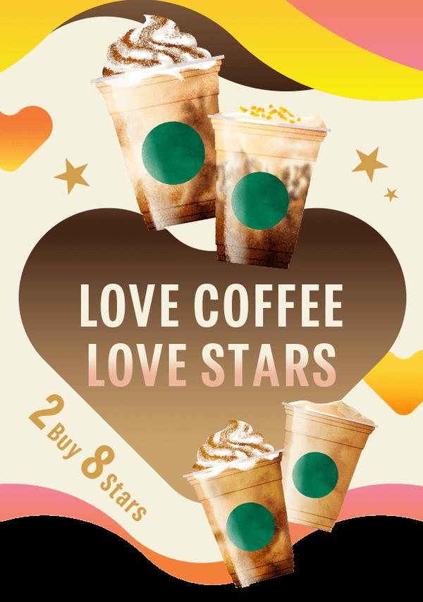 Love Coffee Love Stars