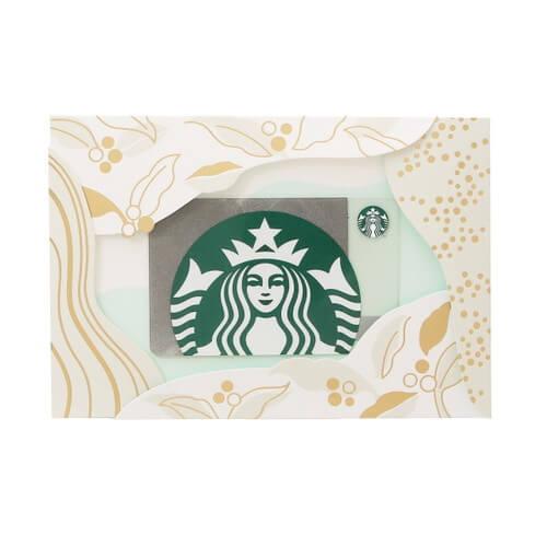 スターバックス カード 写真立てギフトメタリック サイレン(入金済み)