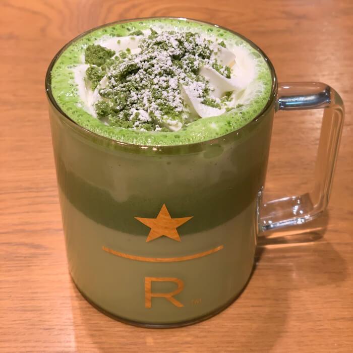 抹茶×抹茶ホワイトチョコレート