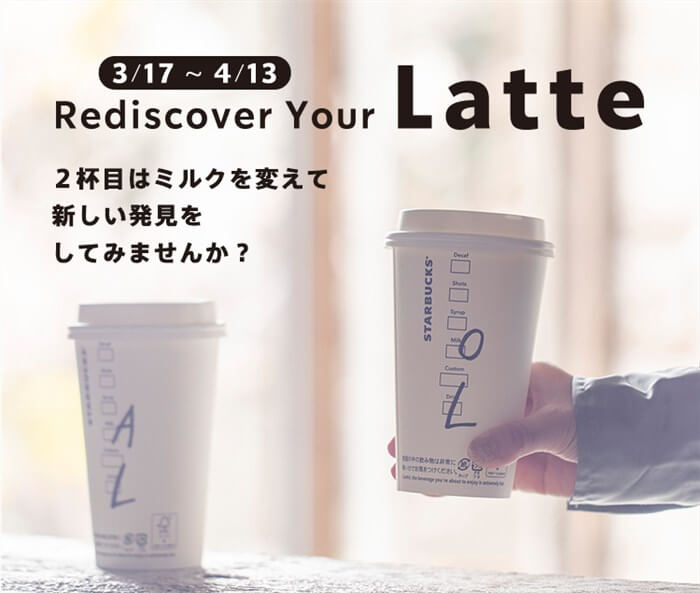 Resiscover Your Latte
