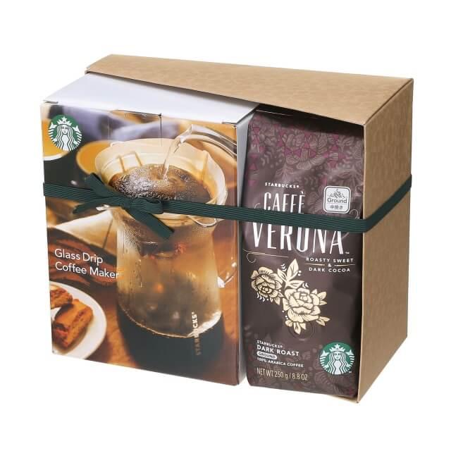 カフェ ベロナグラスドリップコーヒーメーカーセット:4410円